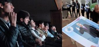 В Таджикистане показывают фильм о Рахмоне