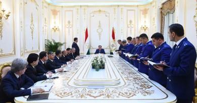 Business Insider оценить уровень коррупции в Таджикистане