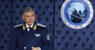 Узбекистан: против главы СГБ возбуждено уголовное дело