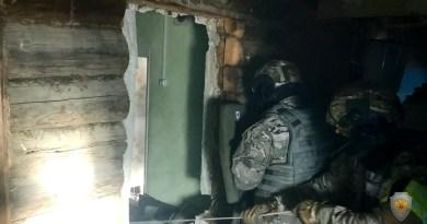 Спецназ ФСБ убил двоих уроженцев Таджикистана