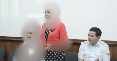 В столице Узбекистана определили потенциальных преступниц