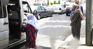 Жительницу Душанбе оштрафовали за хиджаб