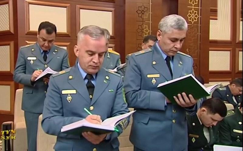 Туркменские спецслужбы ищут независимых репортеров