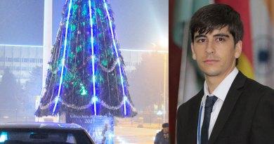 """Комитет по делам религии Таджикистана """"разрешил"""" отмечать Новый год"""
