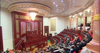 Бердымухаммедов меняет Конституцию