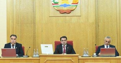 Рахмон назначил сына вторым лицом в Таджикистане