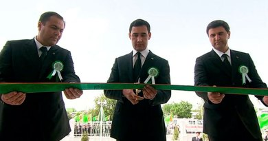 Туркменистан: сын президента открыл гостиницу для животных