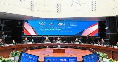 Прошла встреча министров обороны стран ШОС, СНГ и ОДКБ