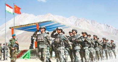 В Таджикистане может появиться китайская военная база
