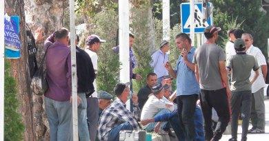 В Таджикистане растет уровень безработицы