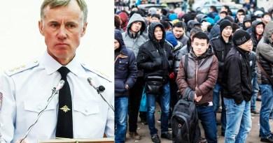 МВД России требует вывезти из страны всех нелегалов