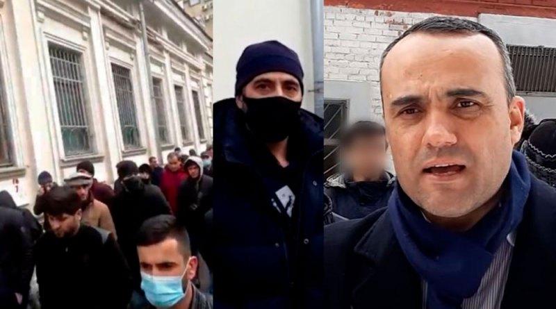 Правозащитники призывают Россию не выдавать таджикских активистов