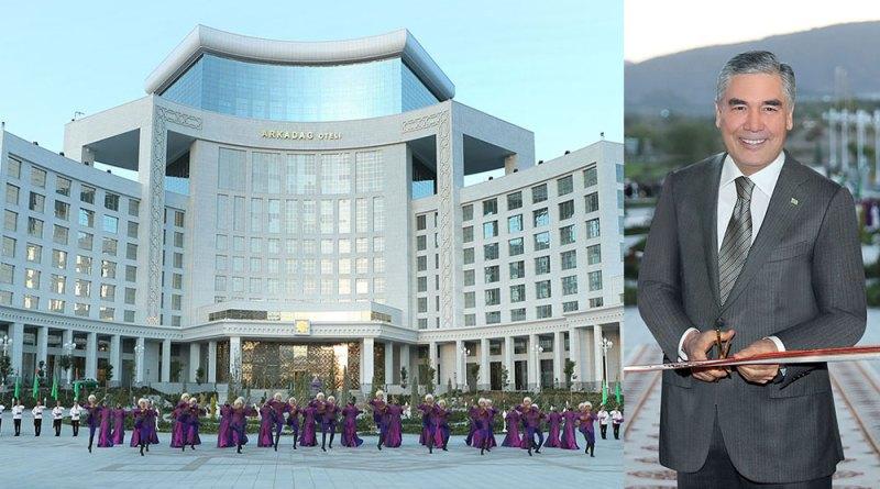 Отель за полмиллиарда долларов на день рождения президента