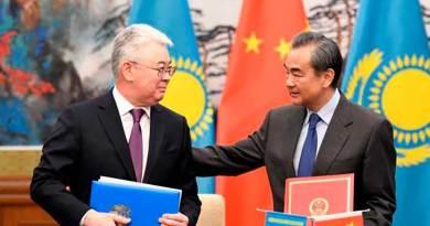 Китай ставит условия Казахстану