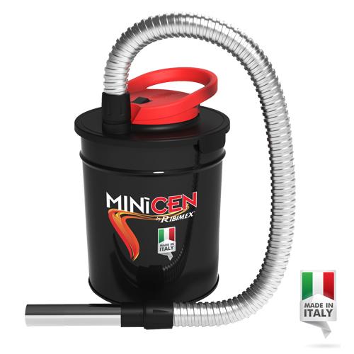 Aspiracenere elettrico a bidone 10 litri AC10800