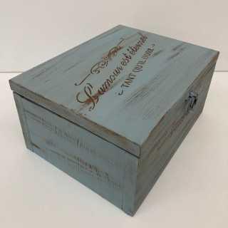scatola in legno Majesté