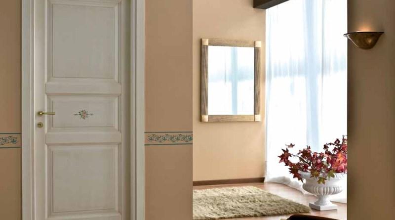 Come verniciare porte in legno senza problemi