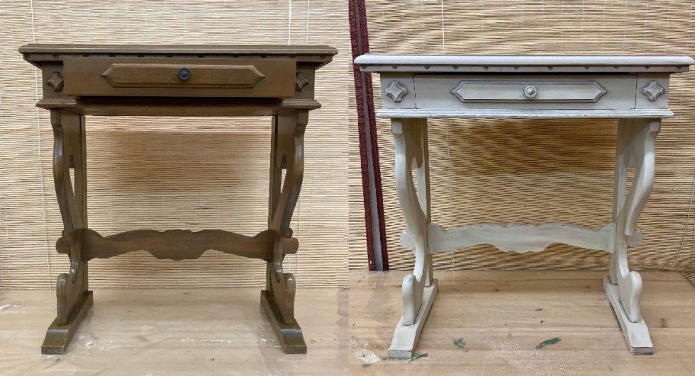 verniciare un mobile in legno