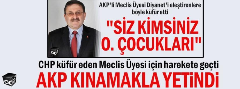 """Kemalistlere """"o.çocukları"""" diyen AKP'li 10 Kasım'a ramak kala sahneye çıktı"""