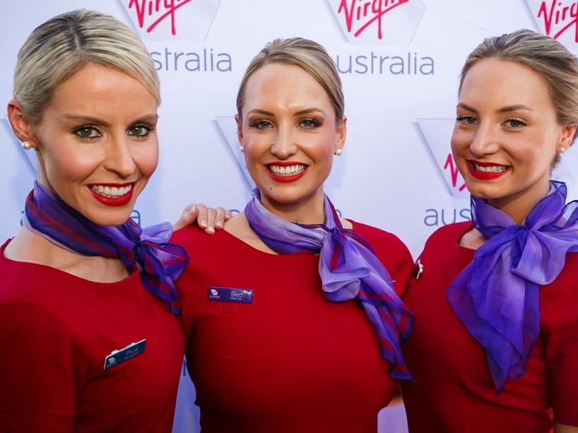 Virgin Avustralya kabin ekibi çok sayıda ödül kazandı