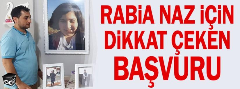 Adli Tıp'tan çok tartışılacak Rabia Naz raporu