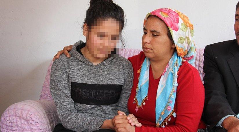 15 yaşındaki kız çocuğuna, Özgecan Aslan'ın videosunu izletip dehşeti yaşattılar!