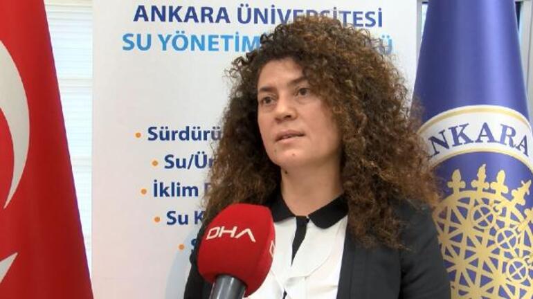 Ankarada barajlar alarm veriyor