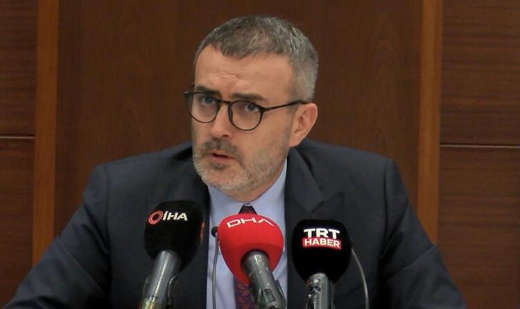 AK Parti'li Mahir Ünal: Millet İttifakı, benzemezler ittifakından oluşuyor