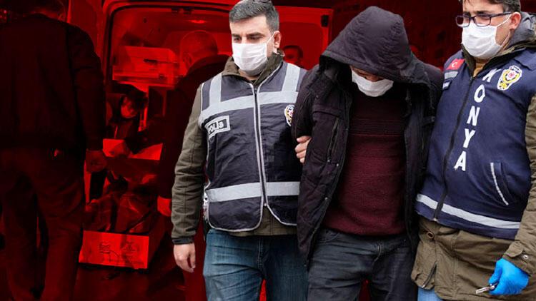 Konya'daki dehşette ayrıntılar ortaya çıktı! Katliamın bahanesi...