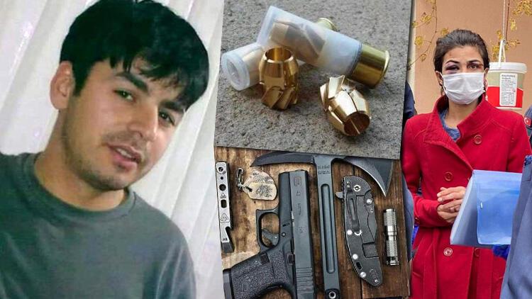 İşkence yaptığı eşi Melek İpek tarafından öldürülmüştü! Ramazan İpek'in dikkat çeken 'silah' paylaşımları...