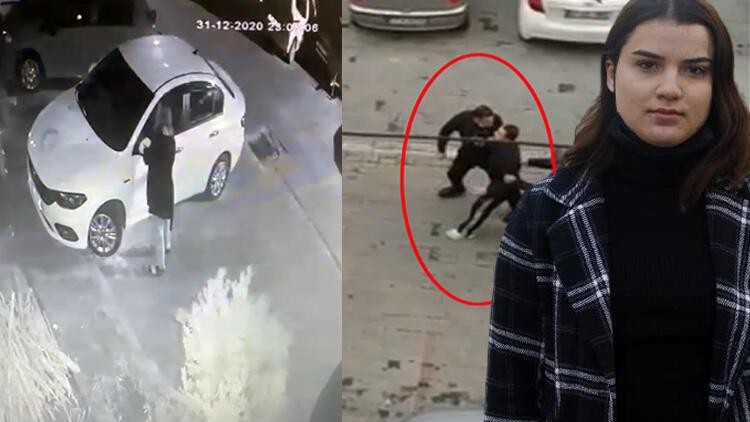 Antalya'da ortalığı karıştıran taciz iddiası! Arabasını tornavidayla çizdi, arbede çıktı