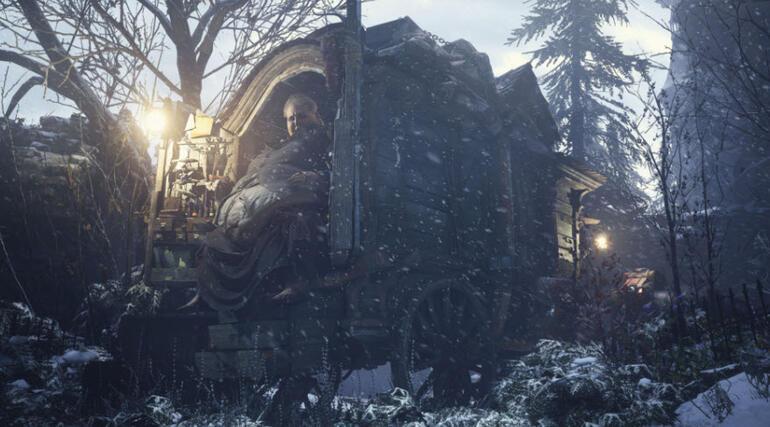 Resident Evil Village 7 geliyor: Çıkış tarihi belli oldu