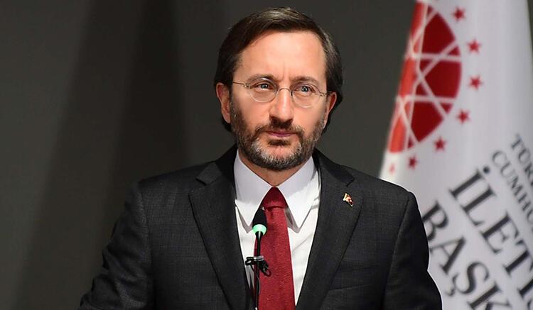 Son dakika... İletişim Başkanı Altun'dan 'militan' tepkisi