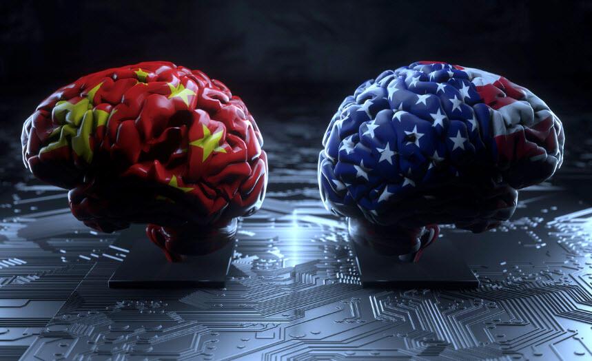 Çin, yapay zeka yarışında ABD'yi yakalamak üzere