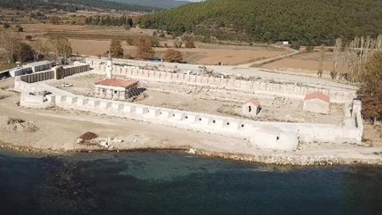 Çanakkale Boğazı'nın muhafızı asırlık kale ziyarete açılacak! Müze oluyor