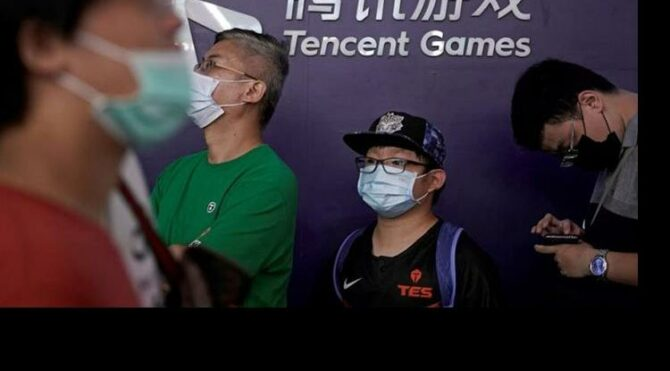 Çinli iki dev şirket arasında anlaşmazlık: Oyunlar kaldırıldı