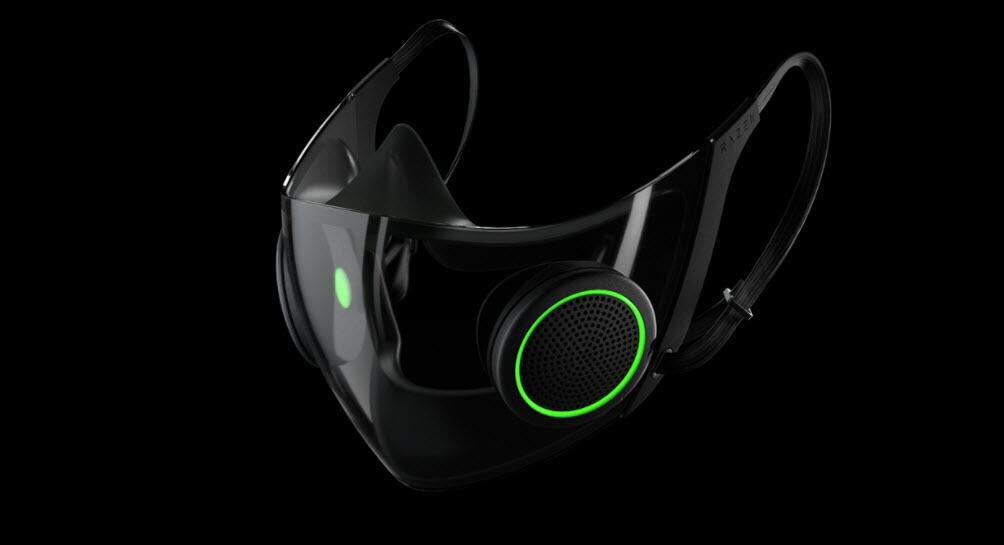 Razer bu kez akıllı maske geliştirdi