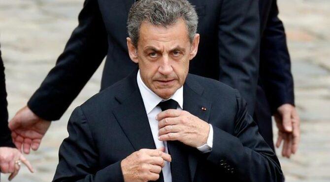 Yolsuzluktan yargılanan Sarkozy'ye bir soruşturma daha