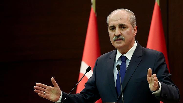 Numan Kurtulmuş: Boş dedikodularla Türkiye'nin kaybedecek vakti yok