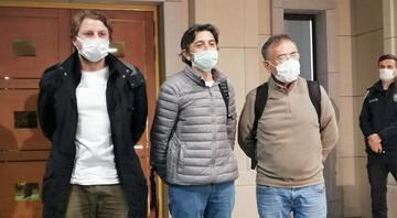 Türk denizciler İstanbula geldi