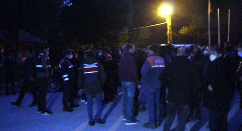Köylüleri ayağa kaldıran taciz iddiası Çok sayıda jandarma ekibi sevk edildi