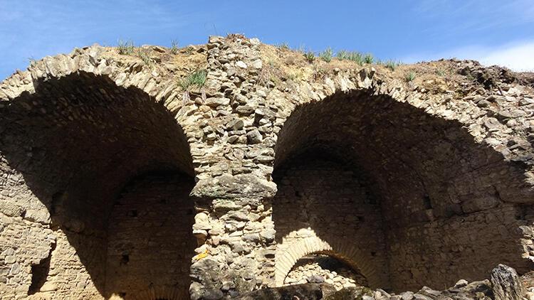 Aydın'da Roma'daki kolezyumun benzeri bulundu! Türkiye'de benzeri yok