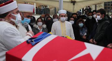 Garada şehit edilen Muhammet Salih Kanca son yolculuğuna uğurlandı