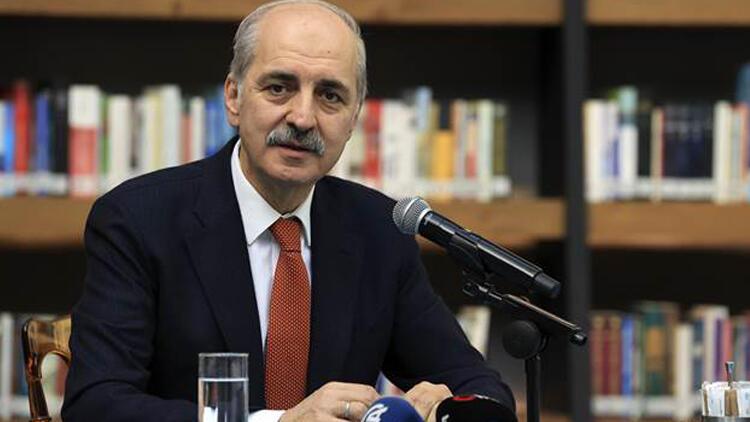 Numan Kurtulmuş'tan 'hukuk reformu' mesajı: Son noktaya geldi