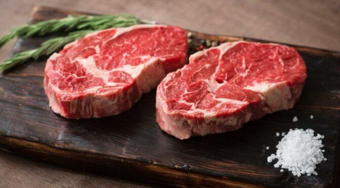 Yazcıcıda biftek üretildi, veganlar çok mutlu