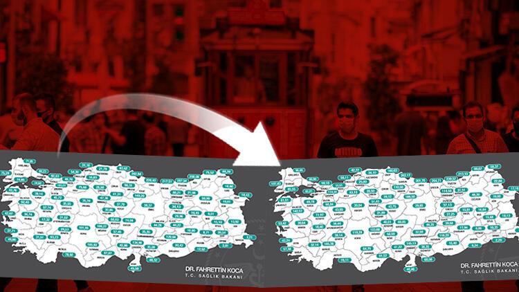 İstanbul'un koronavirüs vakalarında korkutan artış! Bir haftada dikkat çeken değişim
