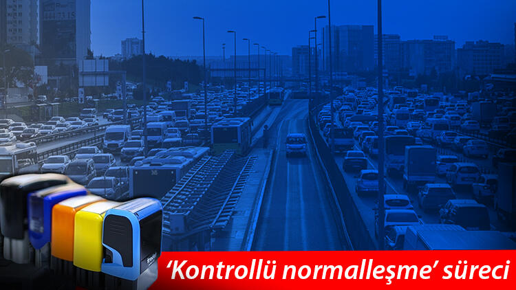 İstanbul Valiliği'nden normalleşme sürecinde 'mesai saati' düzenlemesi