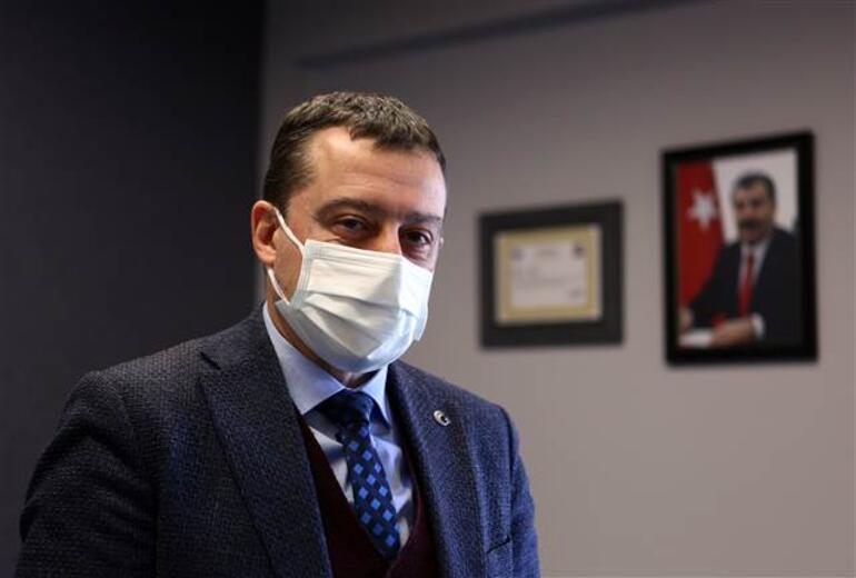 Trabzonda akılalmaz olay Temaslılarını gizlediler