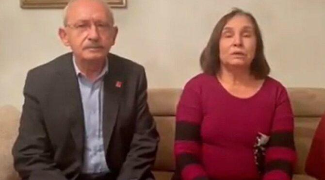 Kılıçdaroğlu çiftinden 8 Mart mesajı