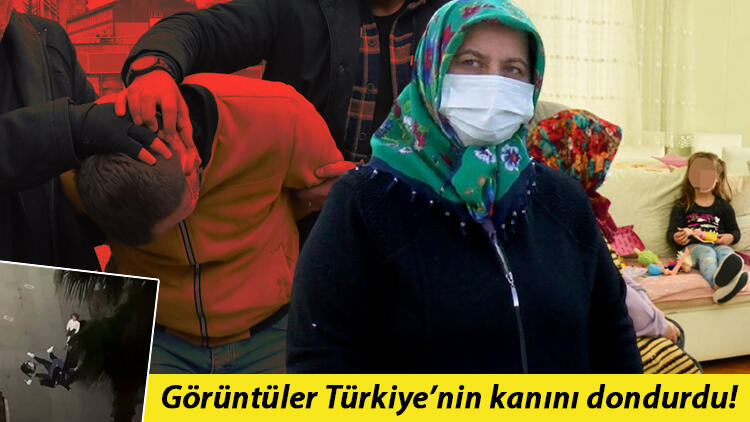 Samsun'da kadına şiddet! Eski eşinin dövdüğü kadının annesi konuştu: Torunum 'babamı görürsem taş atarım' diyor